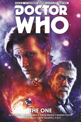 Picture of Doctor Who 11th Doctor HC VOL 05 One
