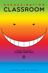Picture of Assassination Classroom GN VOL 10