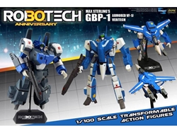 Picture of Robotech 30th Anniversary Max Sterling's VF-1J GBP-1 Heavy Armor 1/100 Transformable Veritech Fighter
