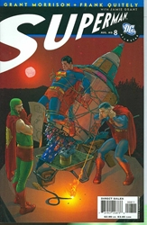 Picture of All Star Superman #8