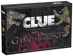 Picture of CLUE Game of Thrones Edition Board Game