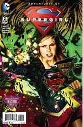 Picture of Adventures of Supergirl #2
