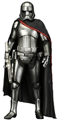 Picture of Star Wars Force Awakens Captain Phasma ArtFX+ Statue