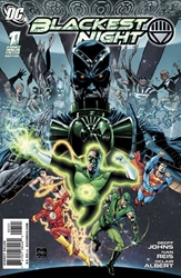 Picture of Blackest Night #1 Variant