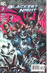 Picture of Blackest Night #3