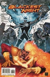 Picture of Blackest Night #3 Variant