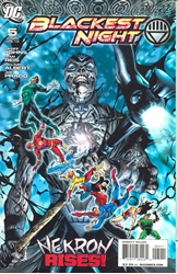 Picture of Blackest Night #5