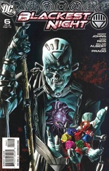 Picture of Blackest Night #6 Variant