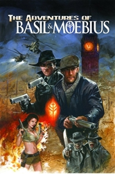 Picture of Adventures of Basil and Moebius HC