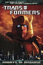 Picture of Transformers Robots In Disguise Vol 01 SC