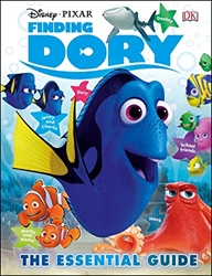 Picture of Finding Dory Essential Guide HC