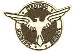 Picture of Marvel Strategic Scientific Reserve Patch