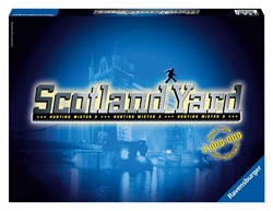 Picture of Scotland Yard Revised Edition