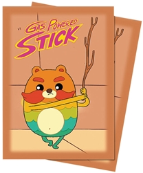 Picture of Bravest Warriors Impossibear Card Sleeve Pack