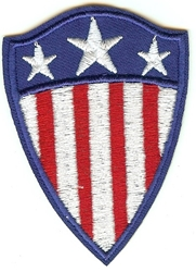 Picture of Golden Age Captain America Shield Patch