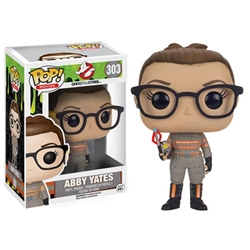 Picture of Pop Movies Ghostbusters Abby Yates Vinyl Figure