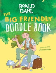 Picture of Big Friendly Doodle Book