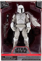 Picture of Prototype Boba Fett Armor Elite Series Die Cast Action Figure - 6 1/2'' - Star Wars: The Force Awakens