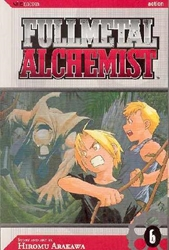 Picture of Fullmetal Alchemist Vol 06 SC