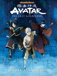 Picture of Avatar Last Airbender Vol 04 HC Smoke and Shadow