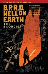 Picture of BPRD Hell on Earth TP VOL 14 Exorcist