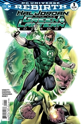 Picture of Hal Jordan and the Green Lantern Corps #1