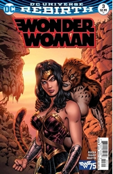Picture of Wonder Woman #3