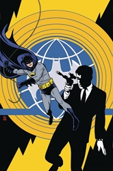Picture of Batman '66 Meets the Man from UNCLE HC