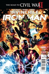 Picture of Invincible Iron Man (2015) #11