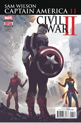 Picture of Captain America Sam Wilson #11