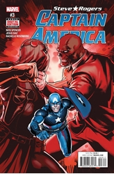 Picture of Captain America Steve Rogers #3