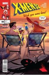 Picture of X-Men '92 #5