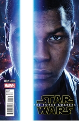 Picture of Star Wars Force Awakens #2 Movie Poster 1:15 Variant Cover