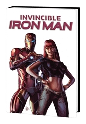 Picture of Invincible Iron Man (2015) Vol 02 HC War Machines