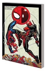 Picture of Spider-Man/Deadpool Vol 01 SC Isn't It Bromantic