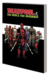 Picture of Deadpool and the Mercs for Money Vol 00 SC Merc Madness