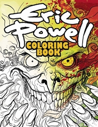 Picture of Eric Powell Coloring Book SC