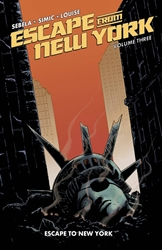 Picture of Escape from New York TP VOL 03