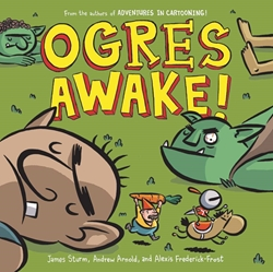 Picture of Ogres Awake HC
