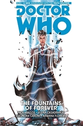 Picture of Doctor Who 10th Doctor Vol 03 SC Fountains of Forever