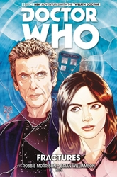 Picture of Doctor Who 12th Doctor Vol 02 SC Fractures