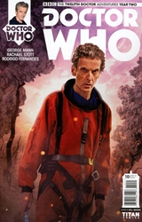Picture of Doctor Who 12th Doctor Year Two #10 Photo Cover