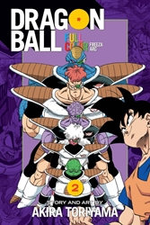 Picture of Dragon Ball Full Color Freeza Arc Vol 02 SC