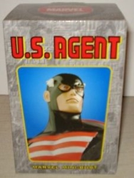 Picture of U.S. Agent Mini Bust