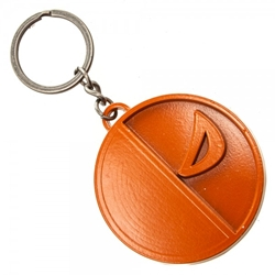 Picture of Deathstroke Painted Metal Keychain