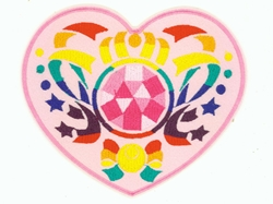 Picture of Sailor Moon Brooch Patch