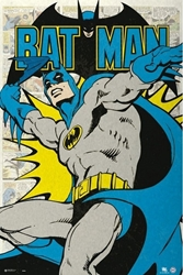 "Picture of Batman Comic 24""x36"" Poster"
