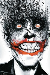 "Picture of Joker Bats 24""x36"" Poster"