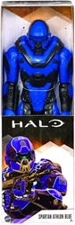 Picture of Halo Spartan Athlon Blue 12-Inch Action Figure