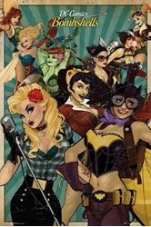 """Picture of DC Bombshells 24""""x36"""" Poster"""